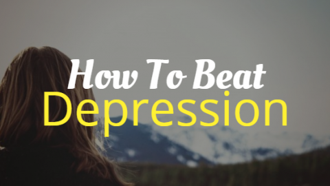 How To Beat Depression Naturally