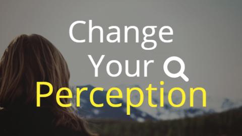 Shift Your Perception